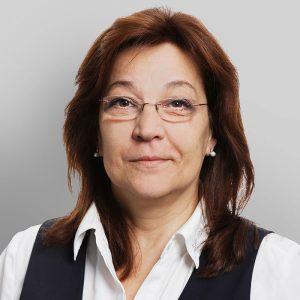 Frau Kuschrank