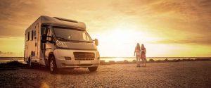 Caravan und Wohnmobil