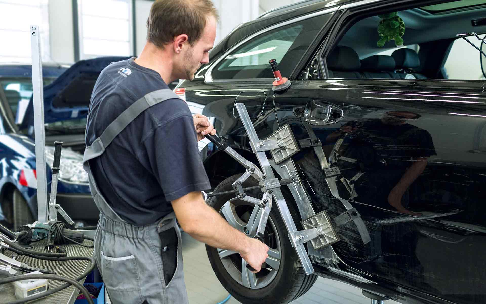 Reparatur Karosserie